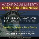 May 9th rally - hazardous liberty