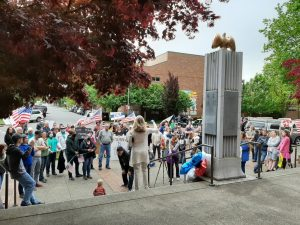 Clark County Rally – Freedom is the Cure